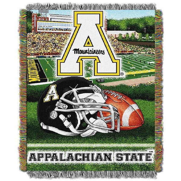 NCAA School Sunbelt Conference Tapestry Throw