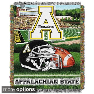 NCAA School Sunbelt Conference Tapestry Throw