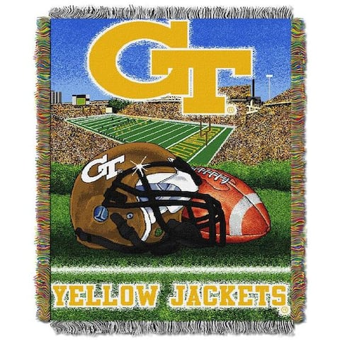 COL 051 NCAA ACC School Tapestry Throw