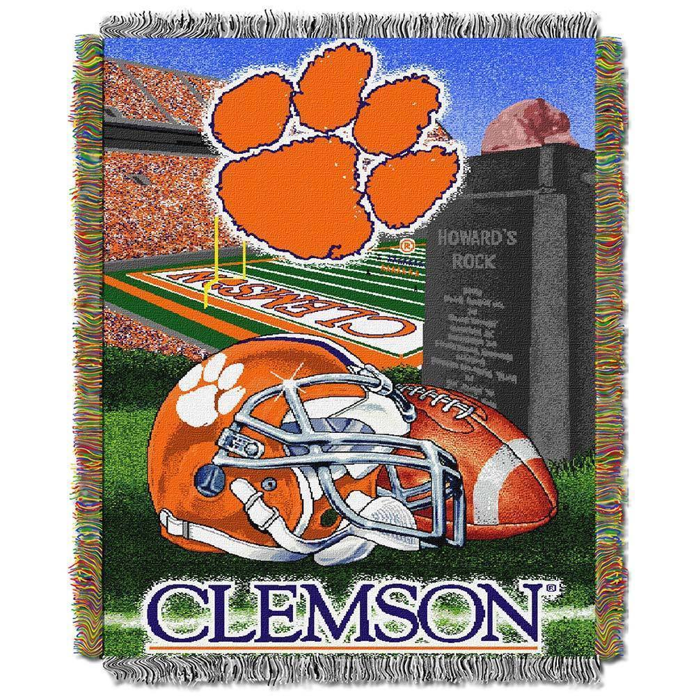 Northwest Company COL 051 Ncaa ACC School Tapestry Throw ...