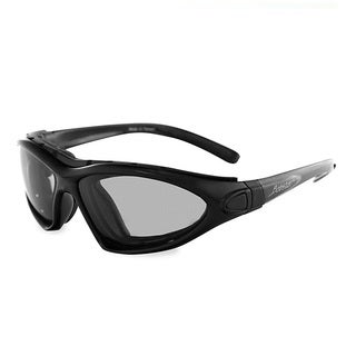 Bobster 'RoadMaster' Black Convertible Sunglasses