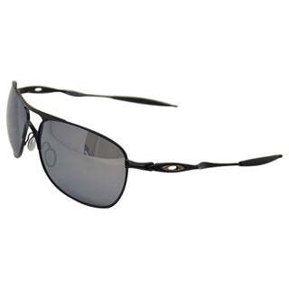Oakley Crosshair Sunglasses Matte Black/ Black Iridium 61mm