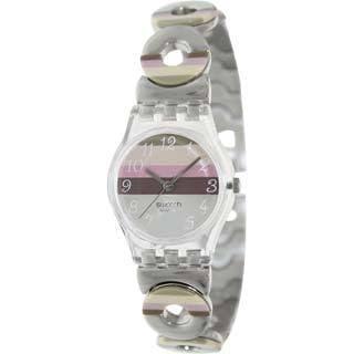 Swatch Women's Originals Multi-color Stainless Steel Quartz Watch