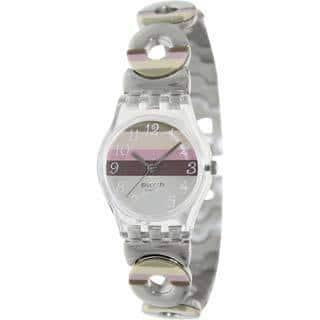 Swatch Women's Originals Multi-color Stainless Steel Quartz Watch|https://ak1.ostkcdn.com/images/products/8455048/Swatch-Womens-Originals-Multi-color-Stainless-Steel-Quartz-Watch-P15747924.jpg?impolicy=medium