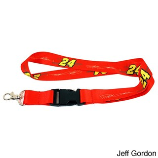 NASCAR Keyring Id Photo Lanyard with Clasp Clip (2 options available)
