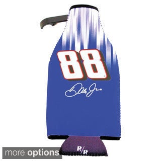 NASCAR Bottle Koozie Neoprene Suit Cover Jacket