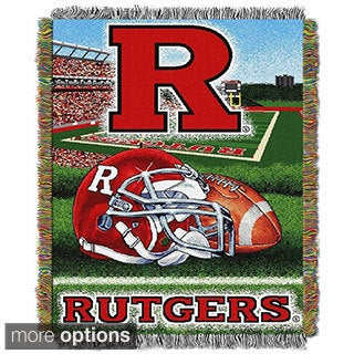 NCAA American Athletic Conference School Tapestry Throw