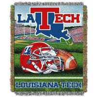 NCAA Conference USA School Tapestry Throw