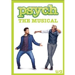 Psych: The Musical (DVD)