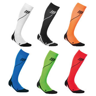 CEP Men's Progressive Running Compression Socks