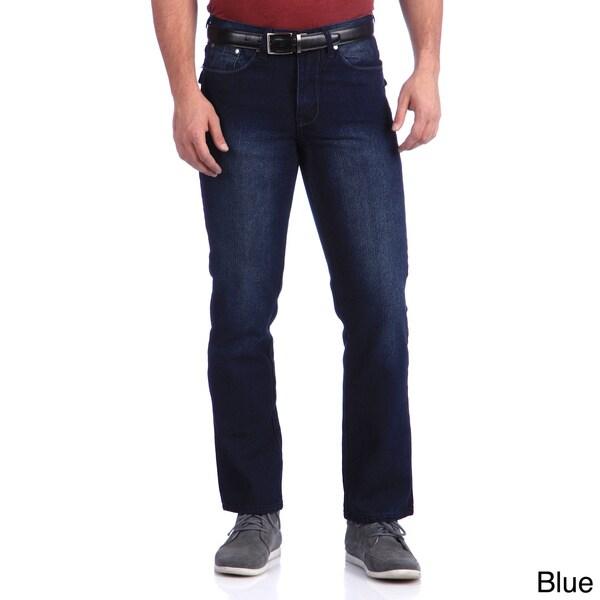 Indigo 30 Men's Relaxed Fit Denim Fashion Jean