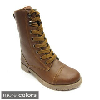 Mid-Calf Boots Girls' Shoes - Overstock.com Shopping - Adorable ...