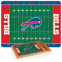 Picnic Time NFL AFC Teams Icon Cheese Board Set
