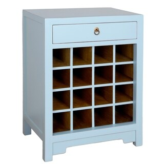 Porthos Home Chauvet Wine Cabinet