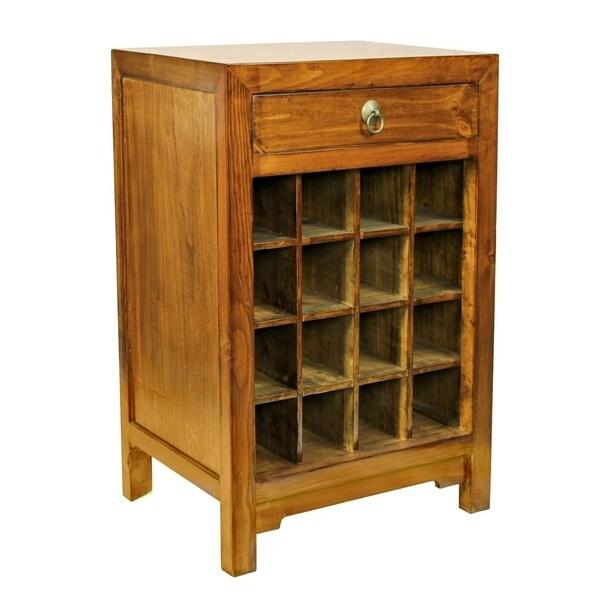 Porthos Home Chauvet Wine Cabinet