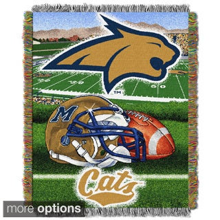 NCAA Big Sky Conference Home Field Tapestry Throw
