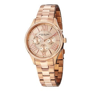 Stuhrling Original Women's Lady Majestic Quartz Casual Bracelet Watch
