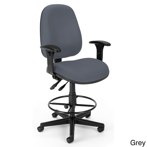 OFM 122 DK Task Chair Free Shipping Today 15751290
