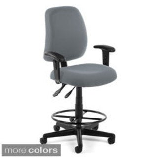 OFM 118-2-AA-DK Ergo drafting chair