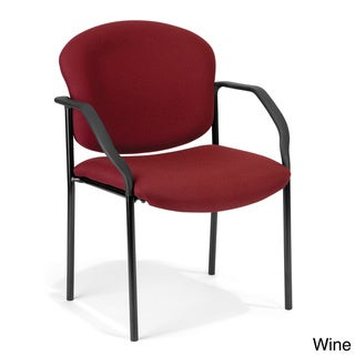OFM 404 Reception chair (wine)