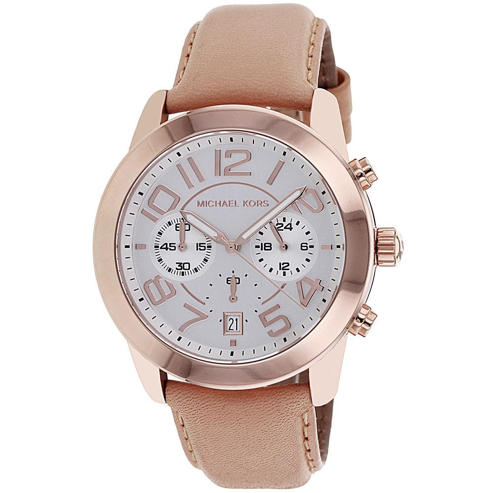 Michael Kors Women's MK2283 Mercer Chronograph Watch