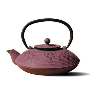 Greek Wine Cast Iron Kamakura 26-ounce Teapot
