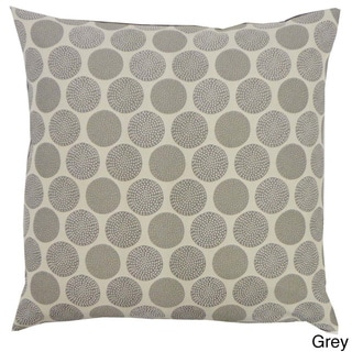 Jiti Radius Throw Pillow