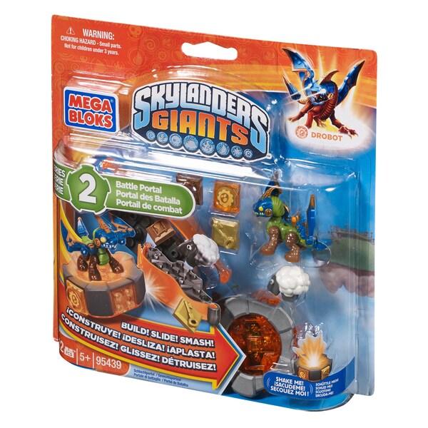 Mega Bloks Skylanders Giants Drobot's Battle Portal