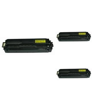 INSTEN Yellow Toner Cartridge for Samsung CLT-Y504S