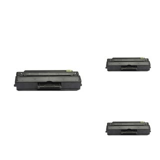 INSTEN Toner Cartridge for Samsung MLT-D103S/ MLT-D103L (Pack of 3)