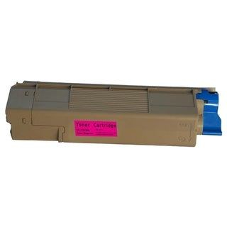 Insten Magenta Non-OEM Toner Cartridge Replacement for Okidata