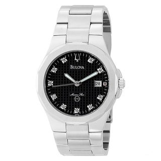 Bulova Men's Marine Star Watch