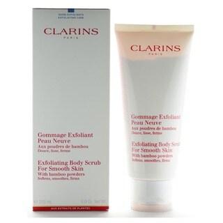 Clarins Exfoliating 6.9-ounce Body Scrub for Smooth Skin