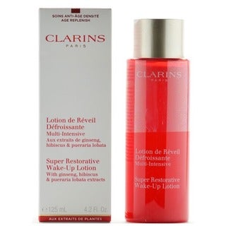 Clarins Super Restorative 4.2-ounce Wake-Up Lotion