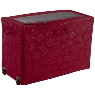 Seasons Rolling Storage Bin