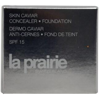 La Prairie Skin Caviar Concealer Golden Beige Foundation with SPF 15
