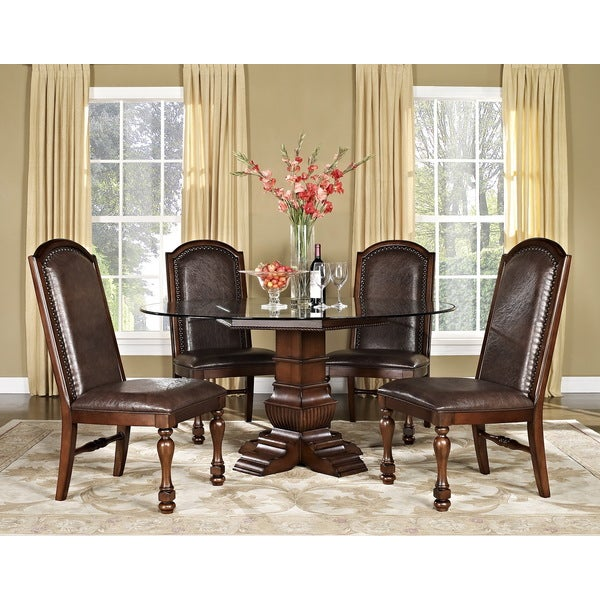 Costa Mesa 5 Piece Dining Set Free Shipping Today 15754399