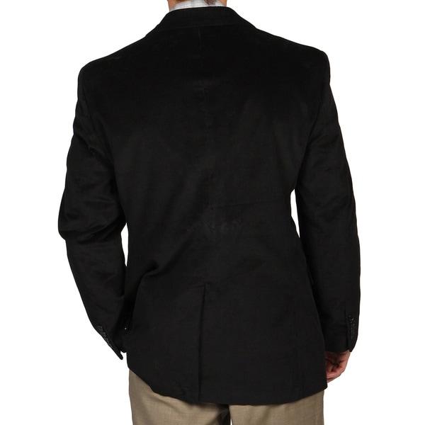 Adolfo Mens Modern Fit Cashmere Sportcoat