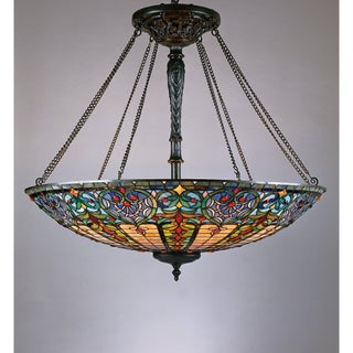 Quoizel 8-light Vintage Bronze Pendant