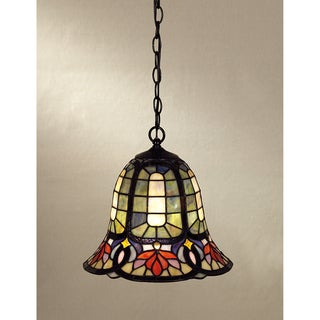 Tiffany 1-light Vintage Bronze Mini Pendant
