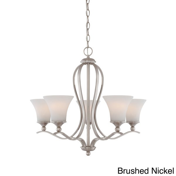 Shop quoizel sophia 5 light chandeliers free shipping today quoizel sophia 5 light chandeliers aloadofball Choice Image