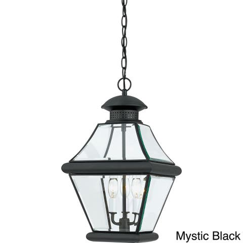 Quoizel Rutledge 3-light Outdoor Pendant