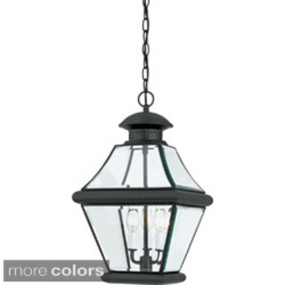 Quoizel Rutledge 3-light Outdoor Pendant