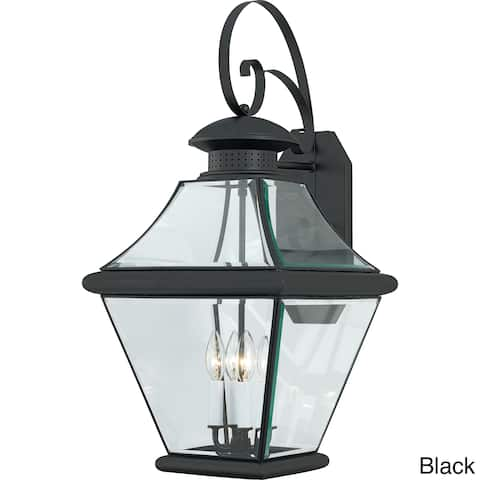 Quoizel Rutledge 4-light Outdoor Wall Lantern
