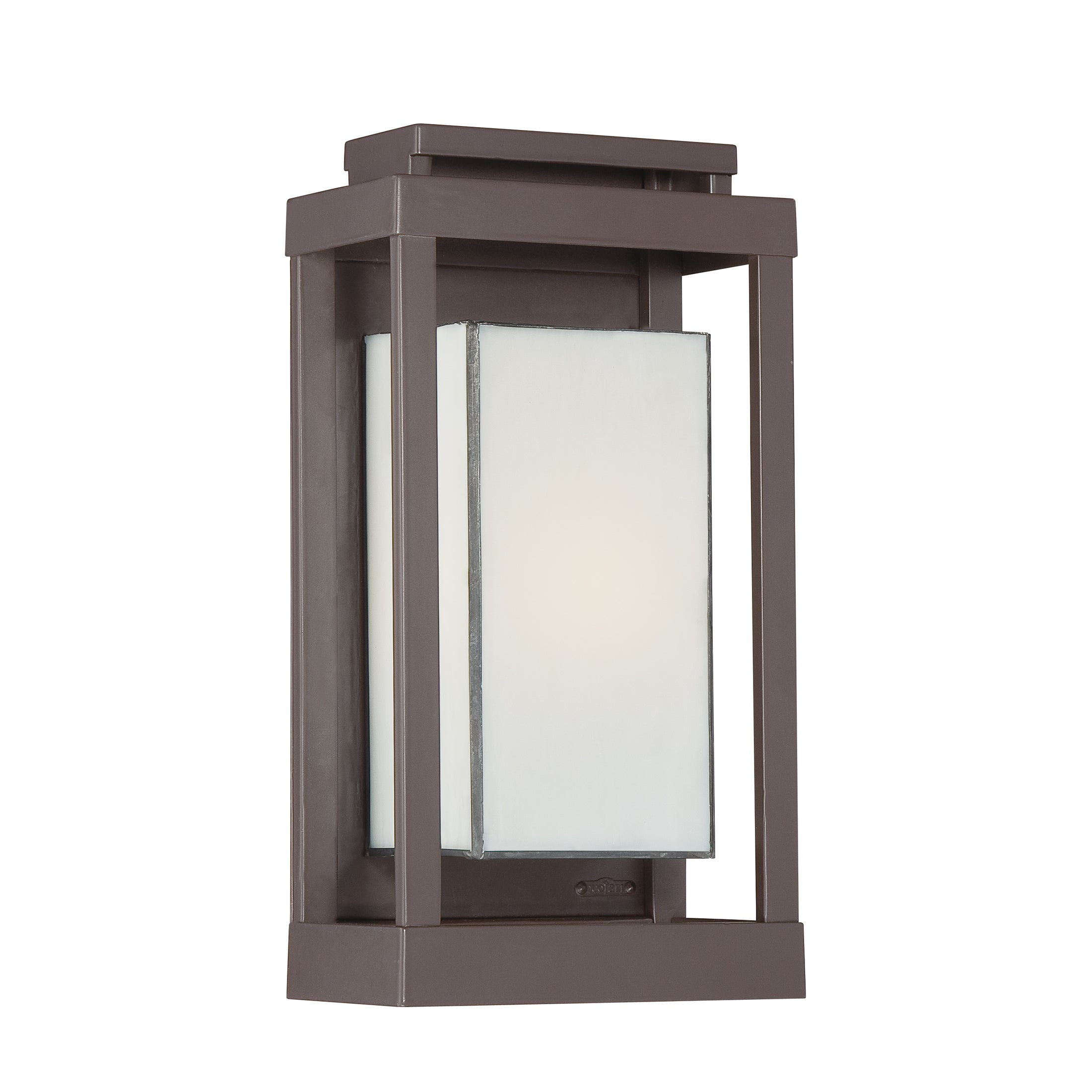 Quoizel Powell 1-light Western Bronze Outdoor Wall Sconce  sc 1 st  Overstock.com & Shop Quoizel Powell 1-light Western Bronze Outdoor Wall Sconce ...