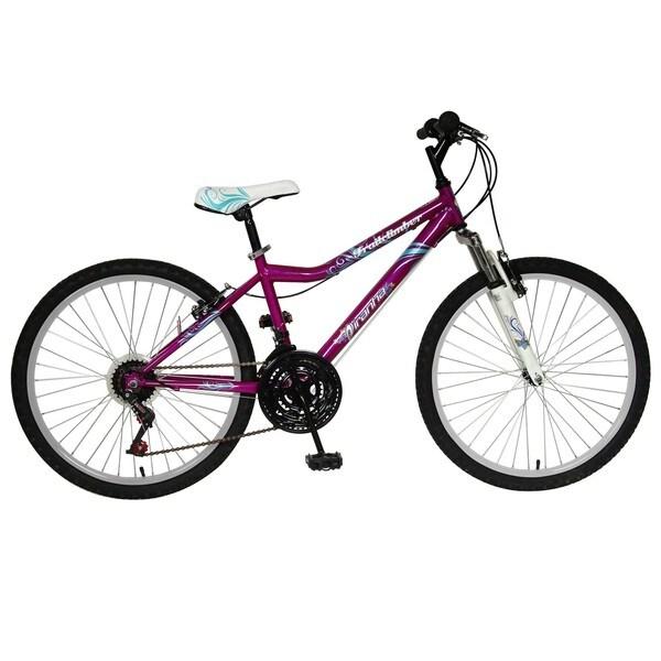 5c9e1eeda2a Shop Piranha 24-inch Trailclimber Bike - Free Shipping Today - Overstock -  8465676