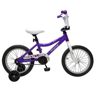 Piranha 16-inch Teeny Lady Girls Bike