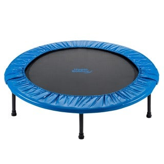 Upper Bounce 44-inch Mini Foldable Rebounder Fitness Trampoline