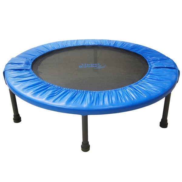 Upper Bounce 44 Inch Mini Foldable Rebounder Fitness