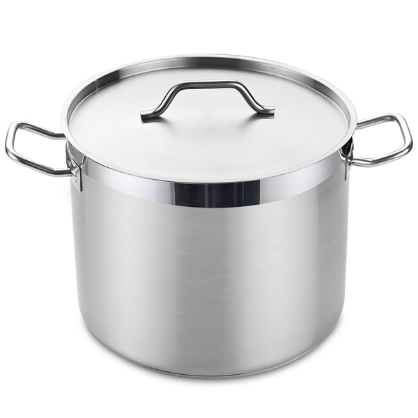 Shop Cooks Standard 20 Quart Stainless Steel Professional Grade